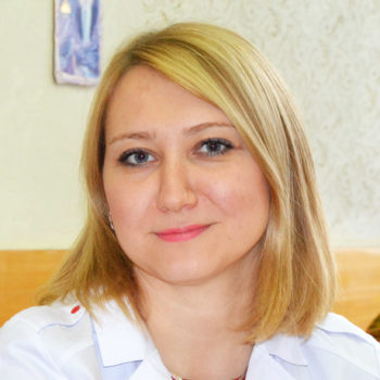 Критюк Оксана Ігорівна