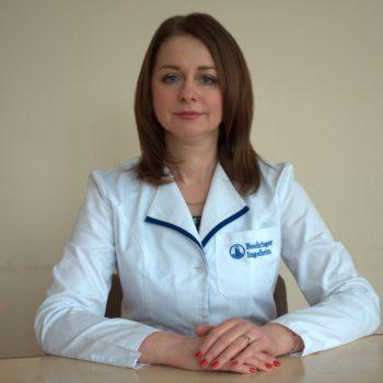 Николаєвич Тетяна Володимирівна