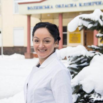 Шульга Ольга Дмитрівна