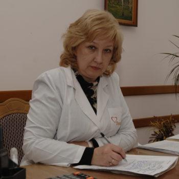 Ларіна Людмила Анатоліївна
