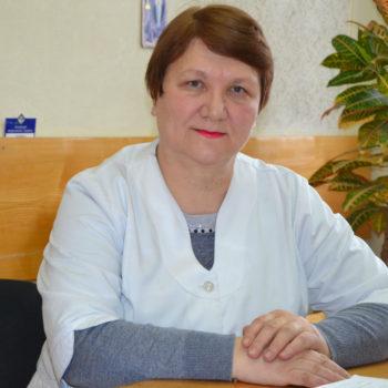 Бабіна Алла Миколаївна