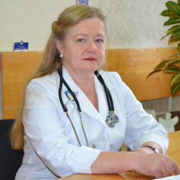 Петерчук Ольга Михайлівна