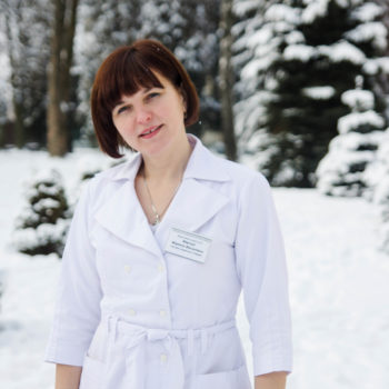 Марчук Марина Василівна