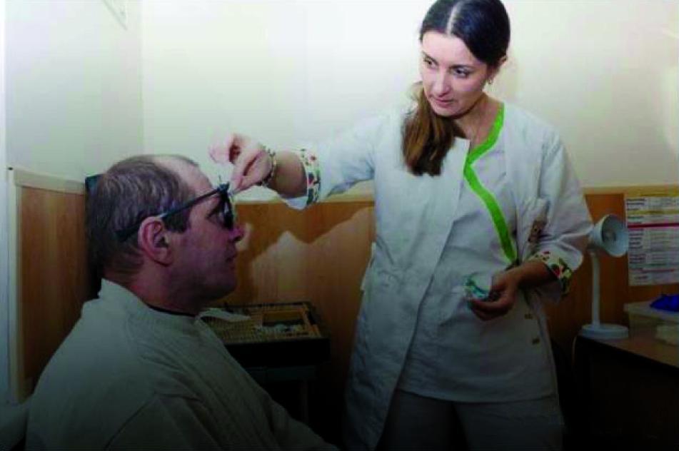 «Найприємніше чути від пацієнтів: «Розвиднілося!!!»