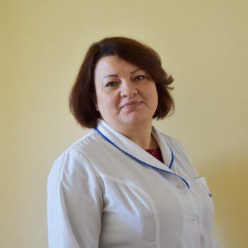 Гірко Ольга Володимирівна