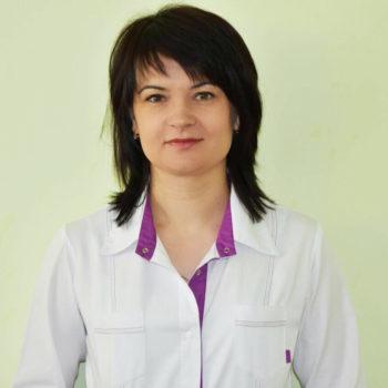 Карпець Оксана Володимирівна